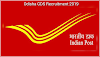Odisha Postal Circle Recruitment 2019- Apply For 4392 GDS Posts