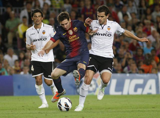 Barcelona vs Rayo Vallecano Live Stream free watch & live score