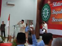 Batal Hadiri Muktamar Pemuda Muhammdiyah,  Capres Prabowo Bertemu  Warga Muhammadiyah Sleman