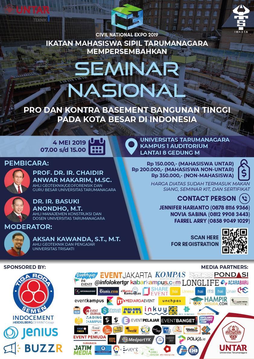 Seminar Nasional CNE