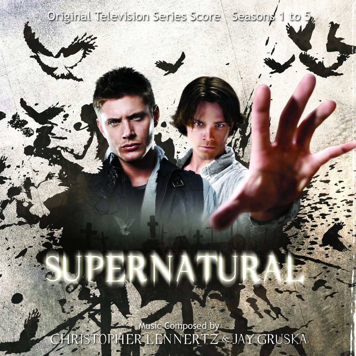 Soundtrack List Covers: Supernatural (Christopher Lennertz & Jay Gruska)