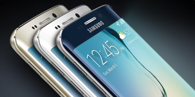 Samsung Galaxy S6 Edge officially announced with dual edge display
