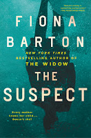 The Suspect by Fiona Barton book cover and review