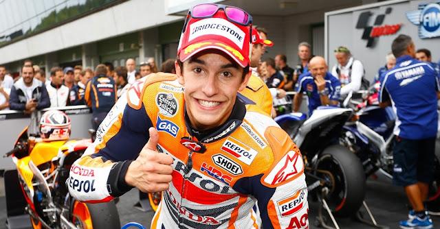 Marquez Ingin Lanjutkan Tradisi Menang di Jerman