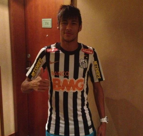 Neymar Da Silva Santos Junior: Neymar Da Silva 11