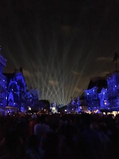 Disneyland Forever Cancelation Show