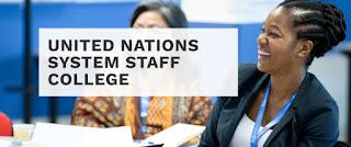 UNSCC Online Learning Internship Program 2018