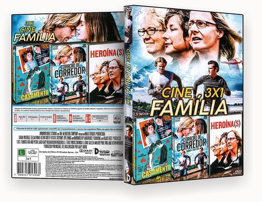 CAPA DVD – coleção Cine Familia 3 Em 1 – ISO
