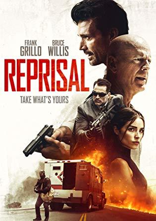 Reprisal [2018] [NTSC] [Latino]