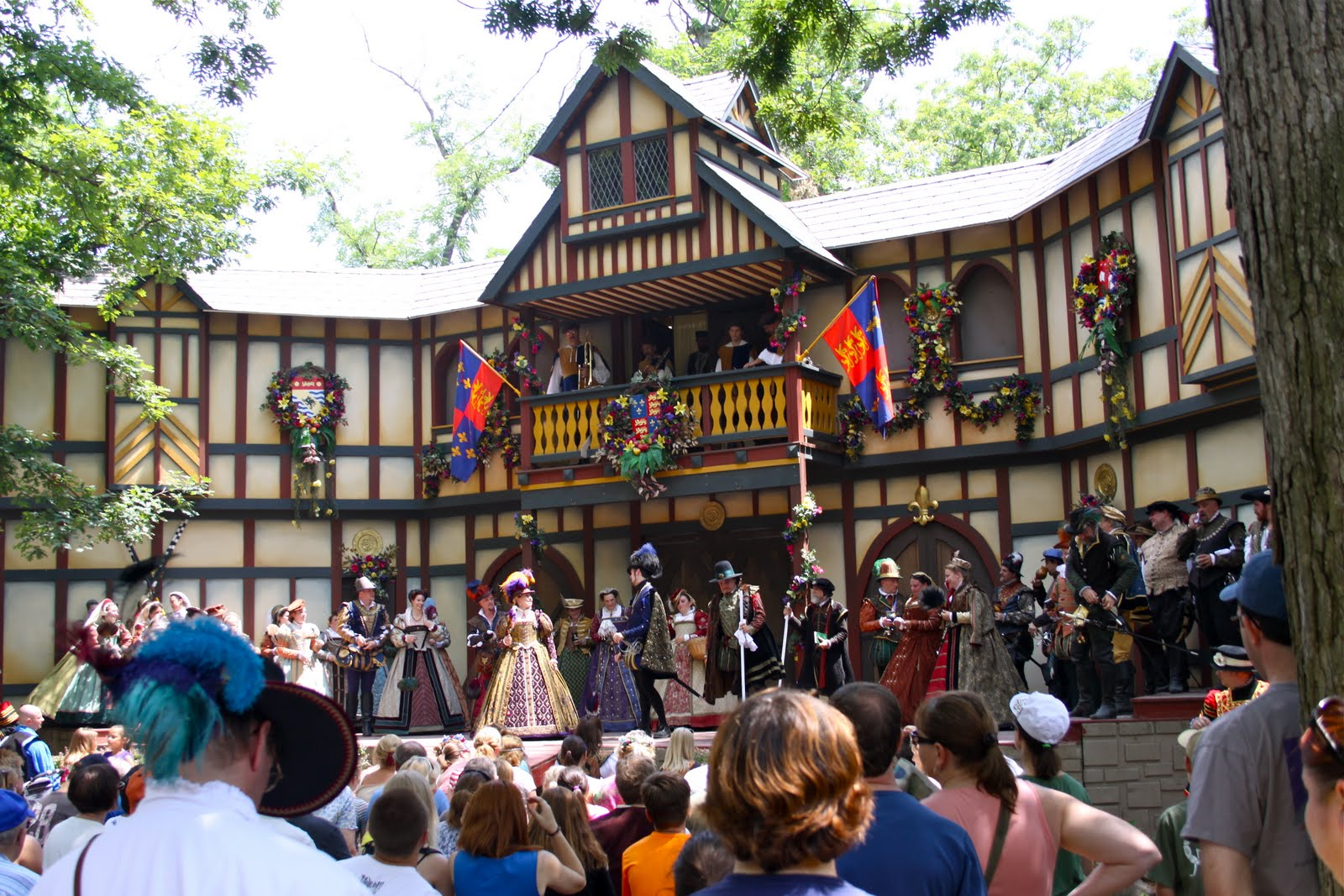 Renaissance Fairs: Bristol Renaissance Faire Pulls Out All The Stoppes For