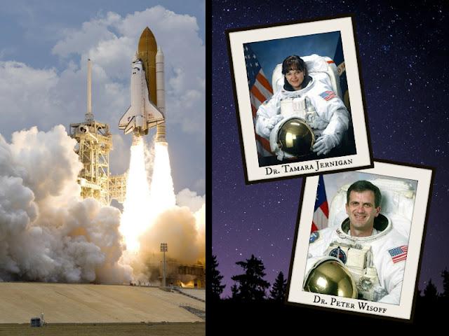 NASA Astronauts Livermore California