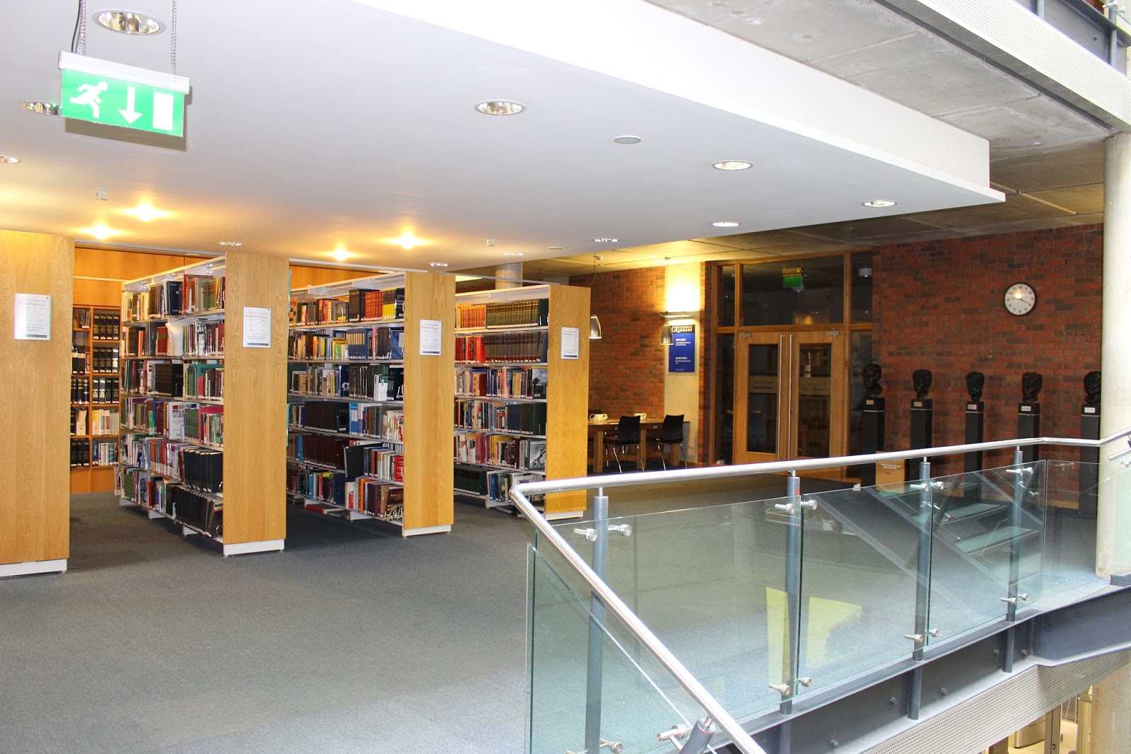 UL Library Remains Open All Summer