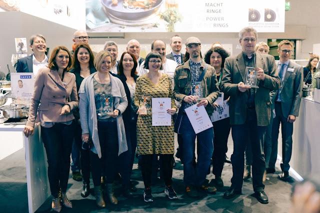 German Food Blog Contest Preisvergabe an die Sieger