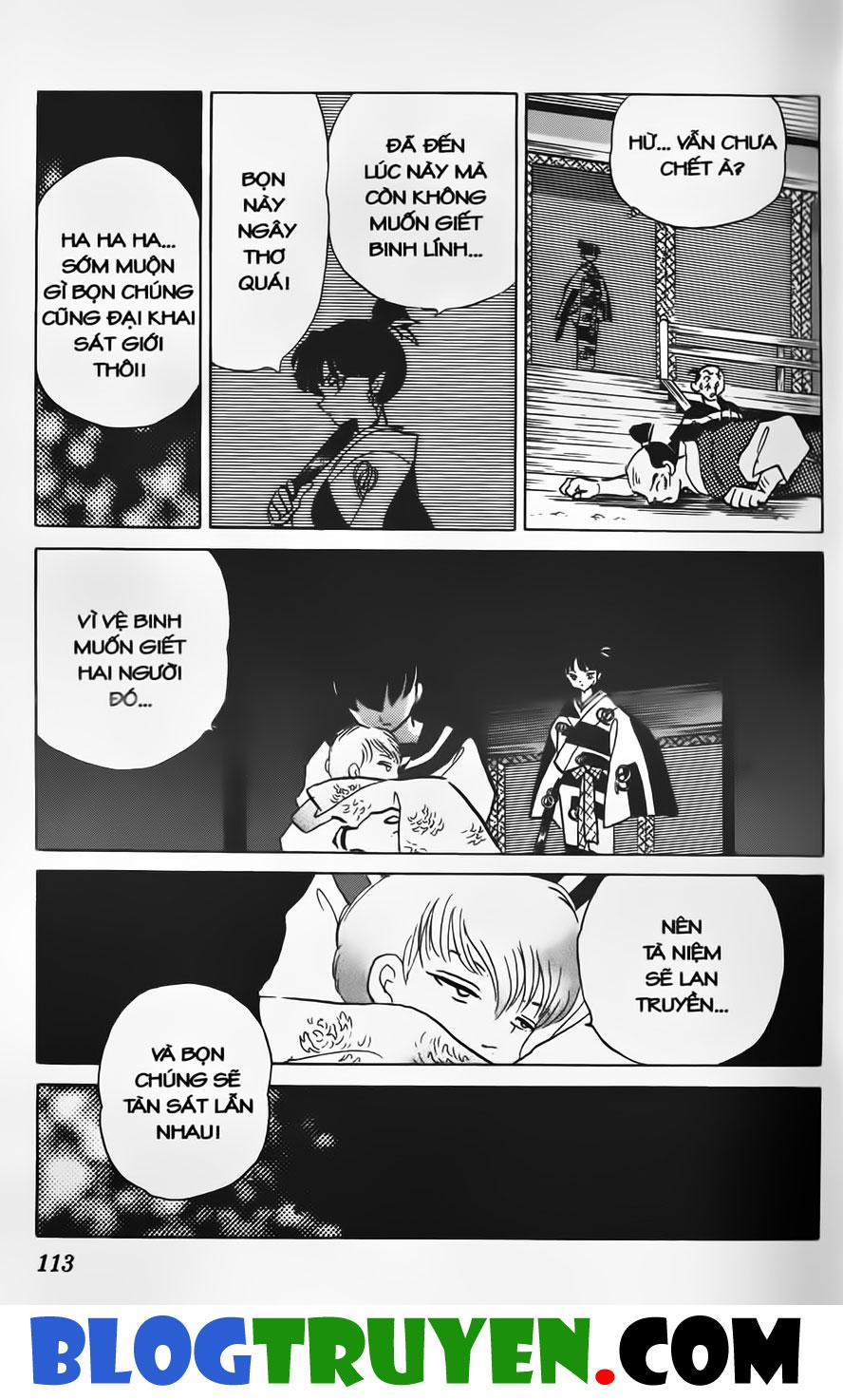 Inuyasha vol 29.6 trang 20