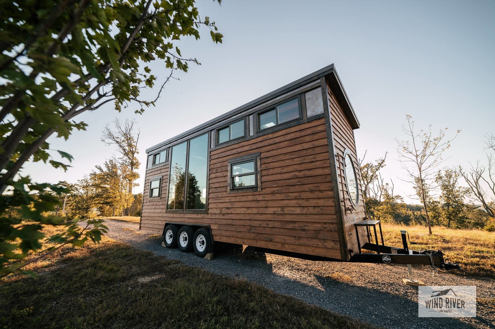 Silhouette From Wind River Tiny Homes