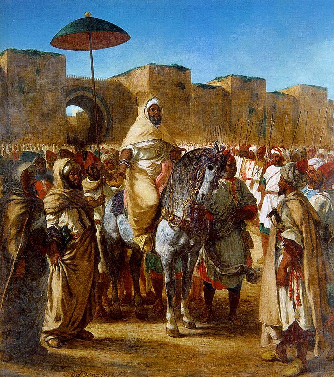 Alawi Dynasty in Morocco