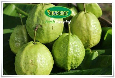 sehat dengan buah lokal jambu biji, guava crystal, sunpride