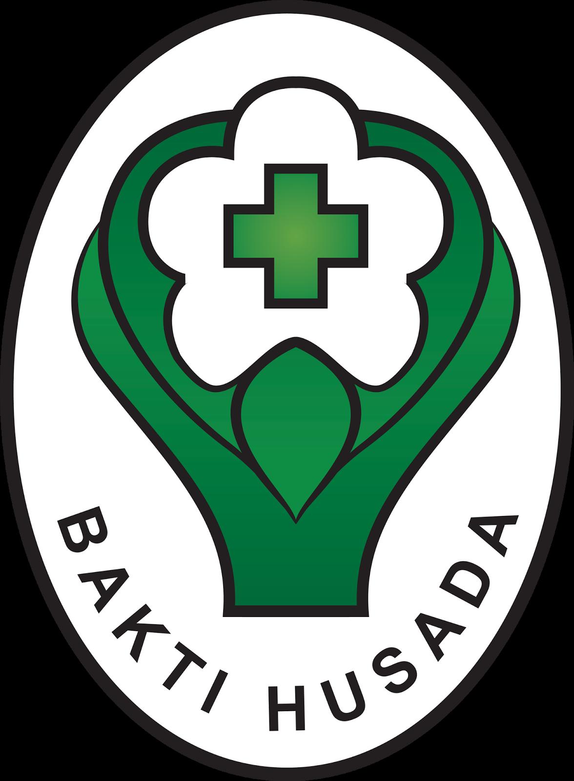 logo bakti husada lambang kesehatan untuk upaya kesehatan