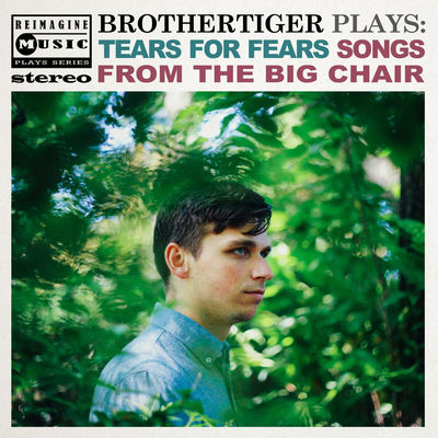 Brothertiger - Brothertiger Plays: Tears For Fears' Songs From The Big Chair (2017) - Album Download, Itunes Cover, Official Cover, Album CD Cover Art, Tracklist