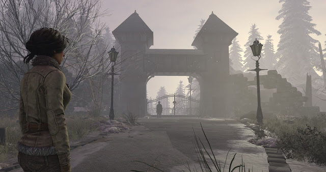 Syberia 3 on PlayStation 4