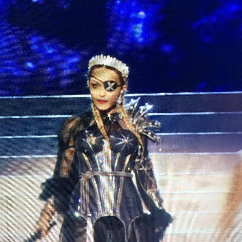 Madonna Esc Video