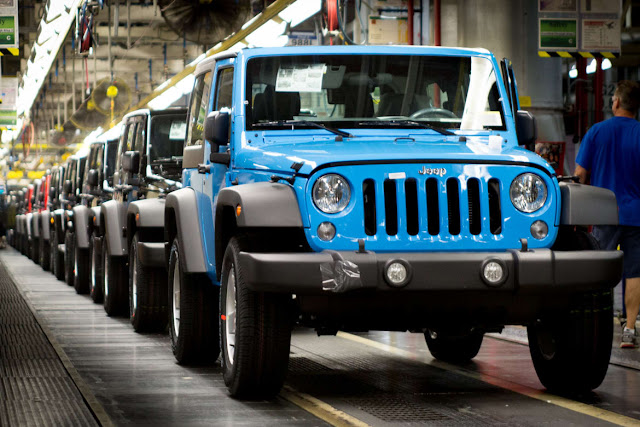 American made Jeep found at #CarsCom #ad
