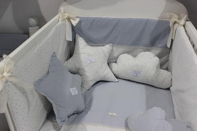 textiles y cojines infantiles utzurre
