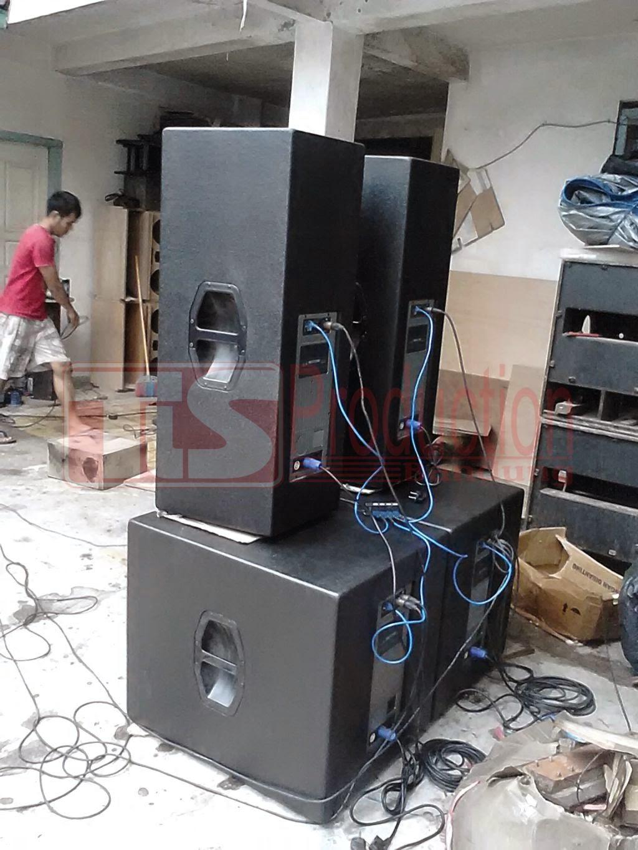 Tls Production Bandung Speaker Aktif With Dsp