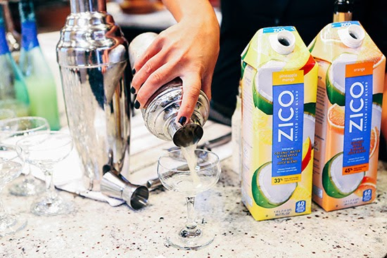 Zico Juice Cocktail Recipe