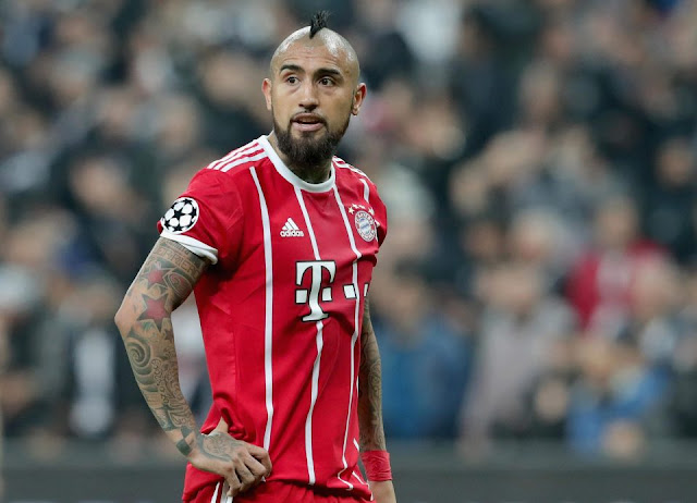 MU chi mạnh rước Vidal về Old Trafford, Ibrahimovic chia tay MU đến LA Galaxy