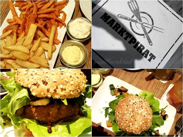 Marktpirat, Burger, Dinnertime, Qualitytime, Heide