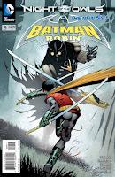Batman y Robin #9