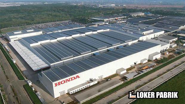 PT Honda Prospect Motor Pabrik