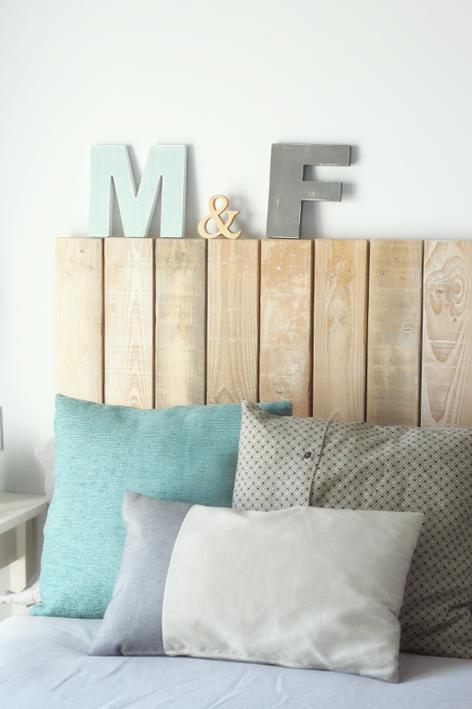 Lluvia de ideas personalizar letras de madera - Letras home decoracion ...