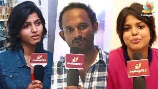 Dhansika, Pooja Devariya at Kuttrame Thandanai Celebrities Show || Latest Speech