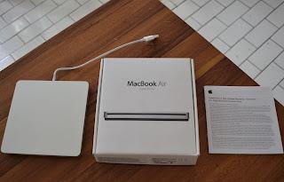 Jual DVDRW For MacBook Air MC684ZM/A