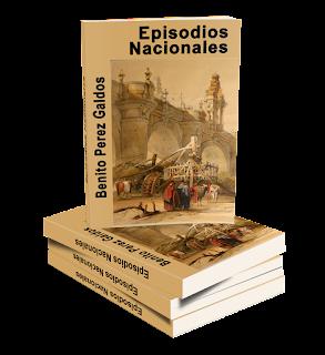 Episodios Nacionales Benito Pérez Galdós