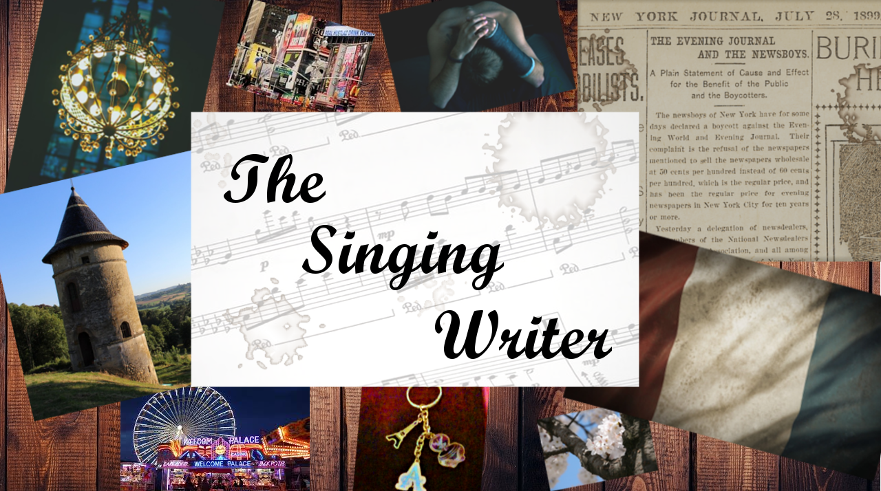 The Singing Writer