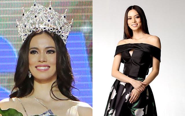 Miss Philippines Laura Lehmann enters Miss World 2017 Top 40