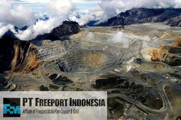 Lowongan Kerja PT. Freeport Indonesia