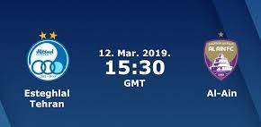 اون لاين مشاهدة مباراة العين واستقلال طهران بث مباشر 12-3-2019 دوري ابطال اسيا اليوم بدون تقطيع