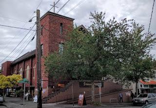 Fremont Abbey, Seattle
