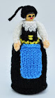 Peg Doll Knitting Pattern