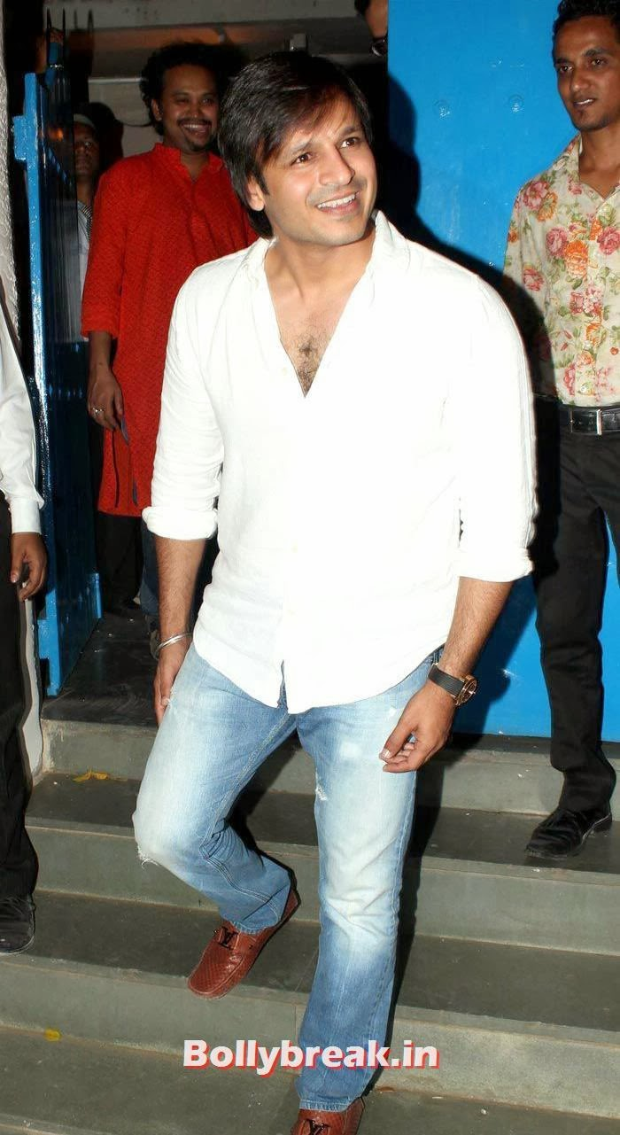 Vivek Oberoi, Vikas Bahl's Birthday Bash Photo Gallery