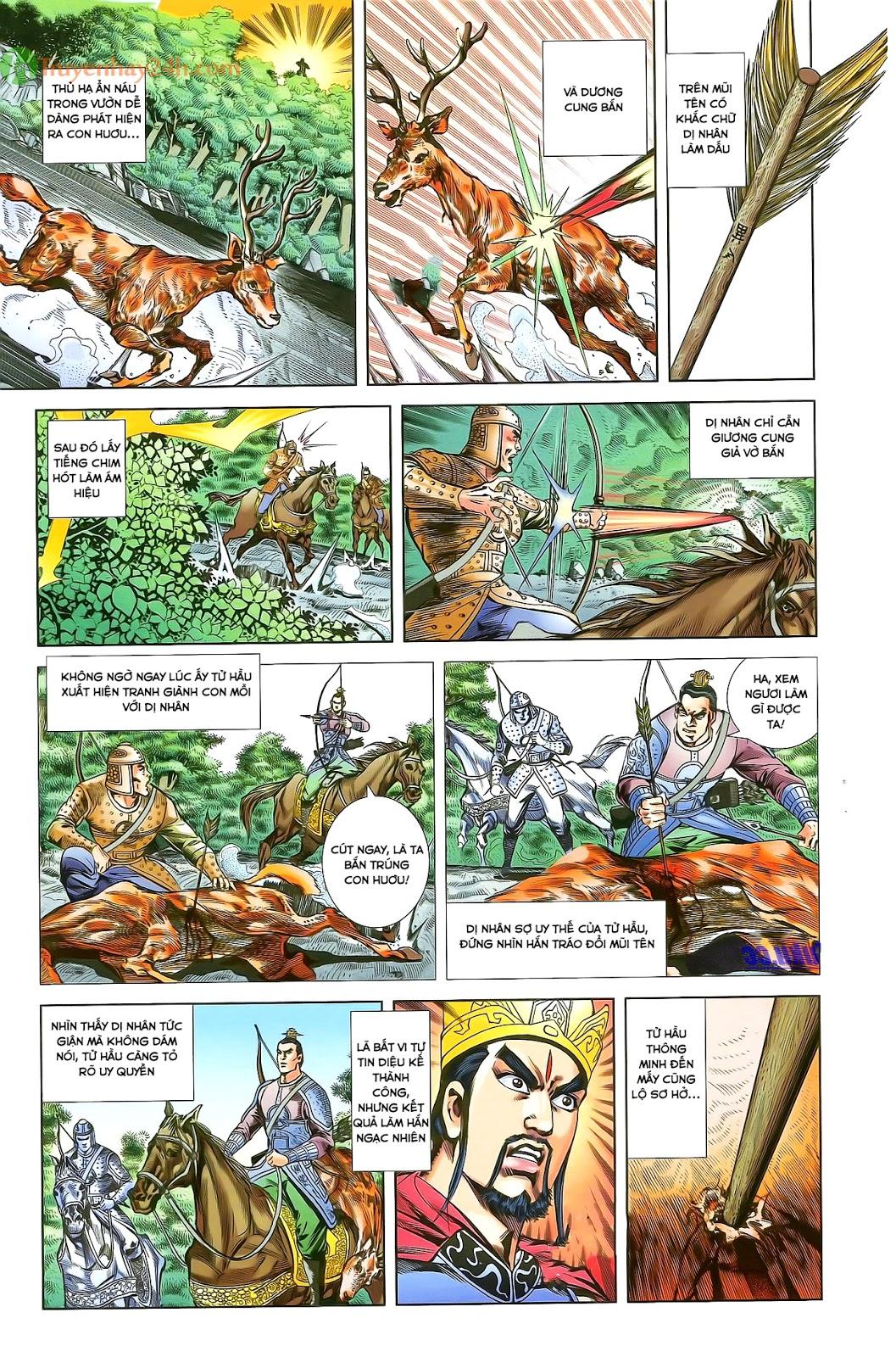 Tần Vương Doanh Chính chapter 28 trang 24