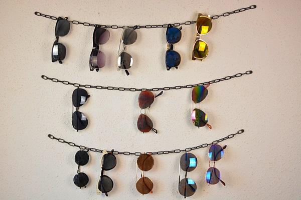 dreizehn sonnenbrillen