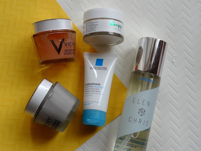 Recent Skincare Finds From Vichy, Kneipp, La Roche Posay and Eleni & Chris