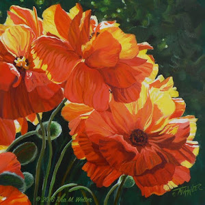 Wildfire Poppies