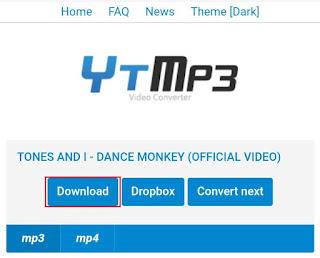 Cara Mengubah Video ke MP3 di Android Tanpa Aplikasi 9