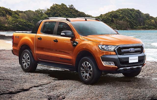 Với sự đa dạng về phiên bản, Ford Ranger dễ dàng đến tay người sở hữu hơn